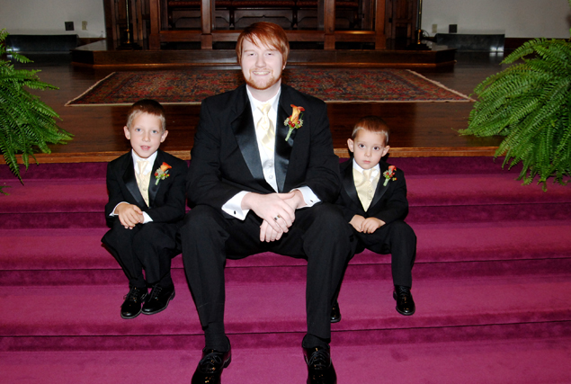 Ryan and the Ring Bearers